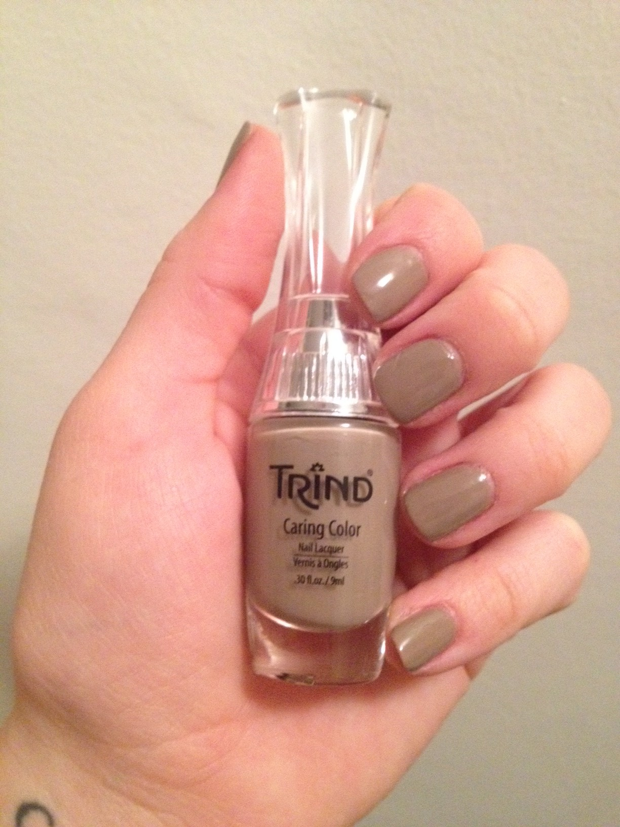 Review: Trind Nail Polish – Jamie-Leigh T.O.